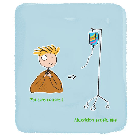 Enfant et polyhandicap : Nutrition artificielle - Indications